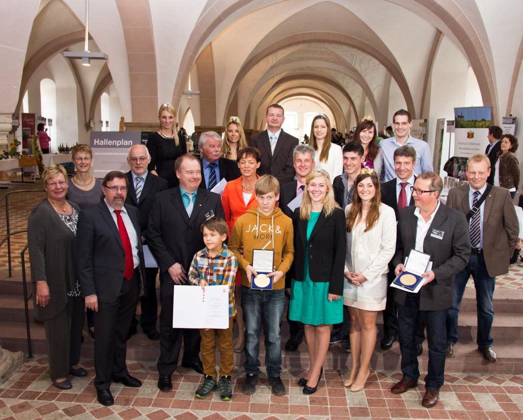 Sieger der hessischen Landeswein- und -sektprämierung 2013