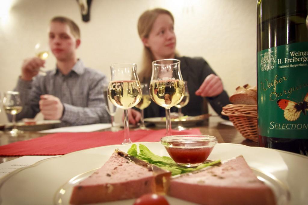CG Wein Bergsträßer Winzerkugeln - Weinprobe (3)