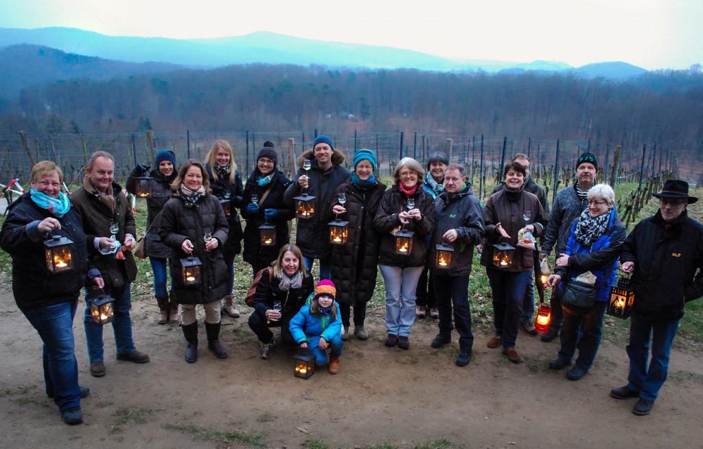 Weinwanderung mit Weinprobe - CG Wein Weinevents und Weinproben