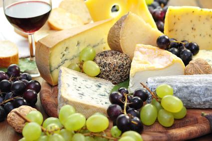 Käse und Wein - die Weinprobe in Bensheim