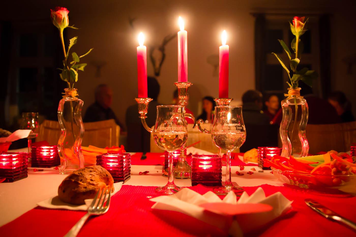 Romantische Weinprobe in Bensheim am Valentinstag