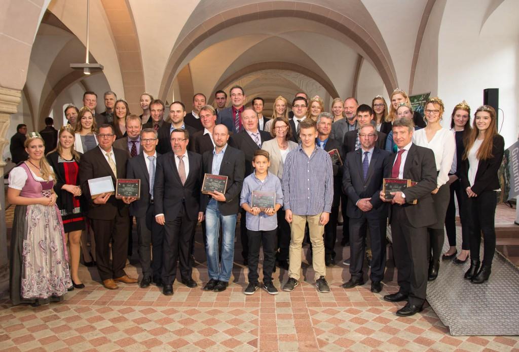 Staatsehrenpreis 2015 Vinum Autmundis