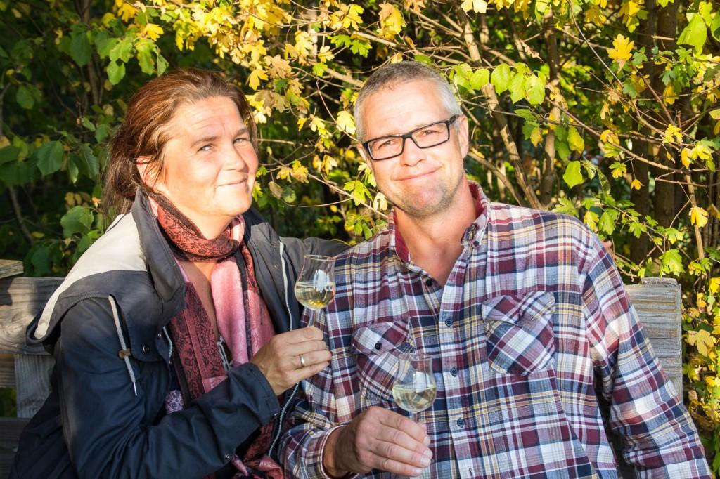 Weinprobe Hessische Bergstraße im Weinberg (7 von 24)