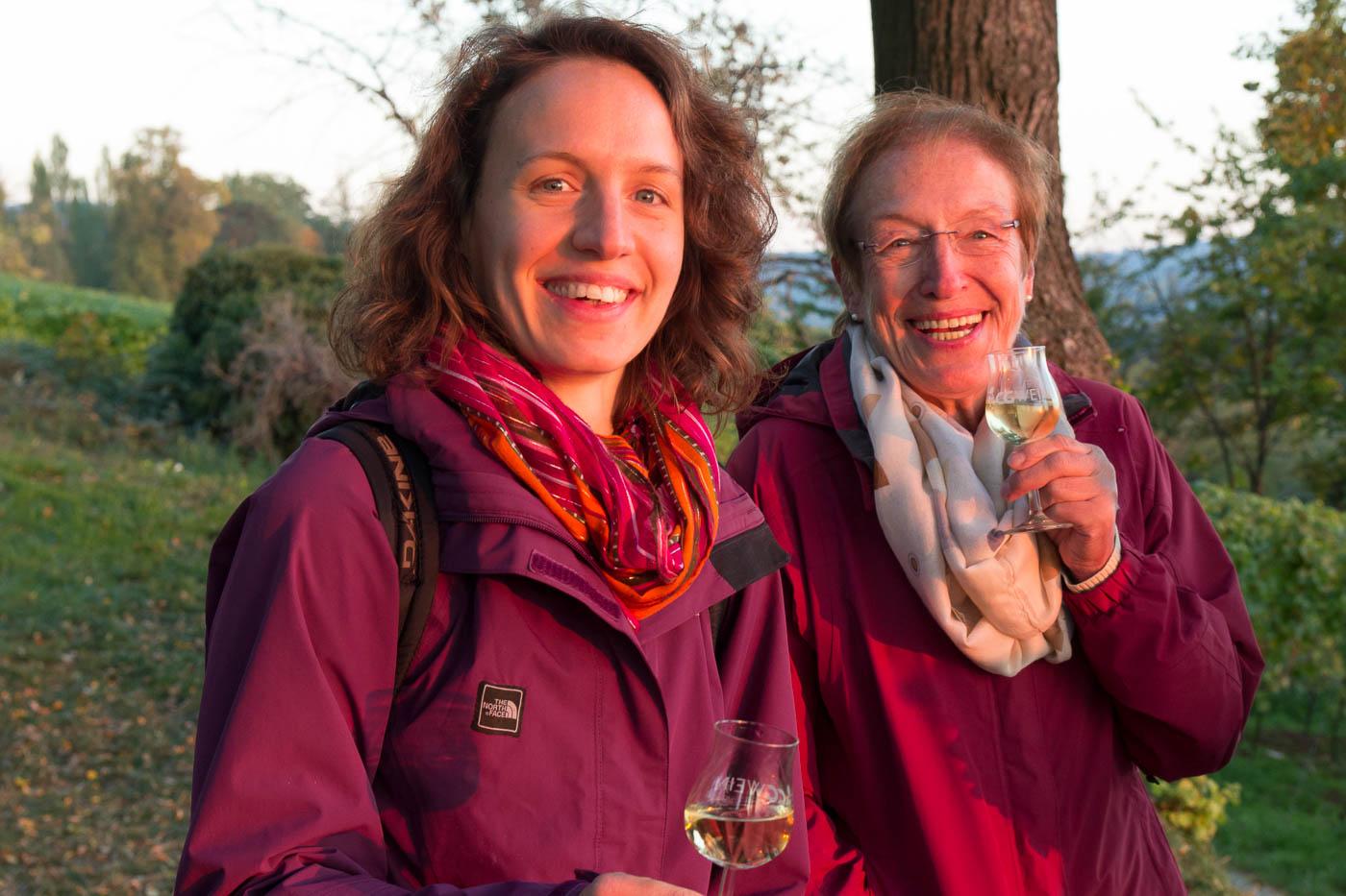 Weinprobe Hessische Bergstraße im Weinberg (20 von 24)