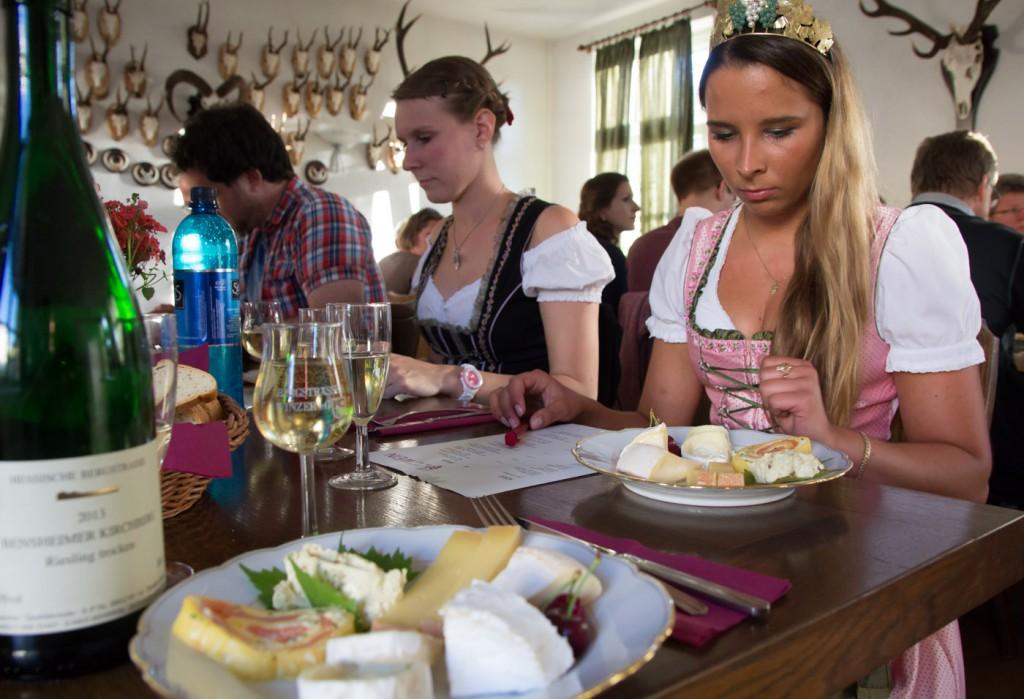 Weinprobe Käse und Wein - Hessische Bergstraße-8