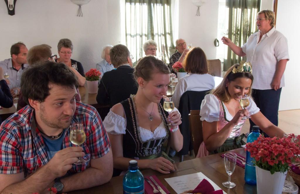 Weinprobe Käse und Wein - Hessische Bergstraße